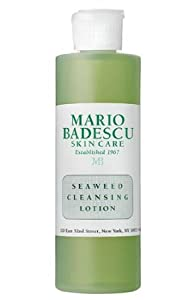 Mario Badescu Skin Care Seaweed Cleansing Lotion, 8.0 Ounce