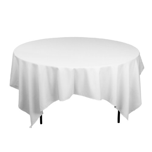 tablecloths for less cheap 85 inch square polyester