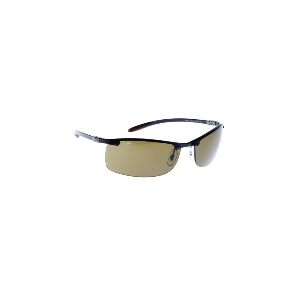 1f459d185a Rayban RB 8305 082 73 Dark Carbon Brown Tech Sunglasses by Ray Ban ...