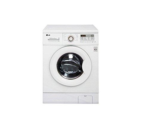 LG FH0B8QDA Libera installazione Caricamento frontale 7kg 1000RPM A+++-30% Bianco