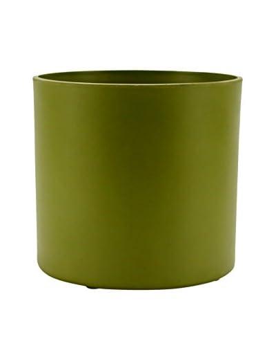bambeco Bamboo Planter, Green