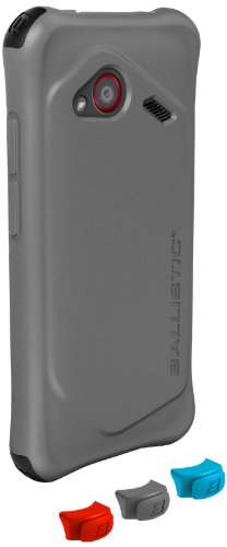 Click to buy Ballistic LS0918-M145 LS Smooth for Samsung Fireball/Incredible 4G  - 1 Pack - Retail Packaging - Charcoal - From only $26.29