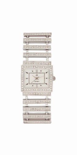 Buy Jules Jurgensen Women's Crystal Accented Fashion Watch #A159W