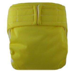 Happy Heiny's Pocket Diaper (Medium, Yellow)
