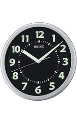 Seiko Clocks Luminous Wall clock #QXA435SLH