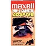 Maxell Cassette VHS-C Adapter