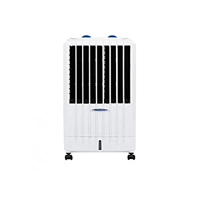 Home Appliances 8 ltrs Tower Air Cooler (White)