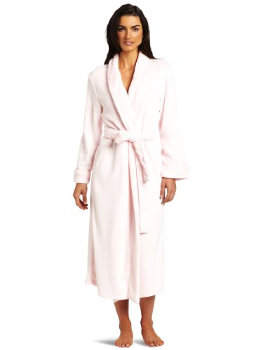 Stan Herman Women's Shawl Collar Robe