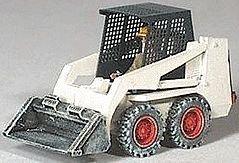 echelle-h0-materiau-de-construction-en-metal-bobcat