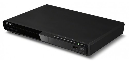 Great Deal! Sony All Multi Region Zone Code DVD Player with USB Input 110/240 Volt Free Tmvel Plug A...