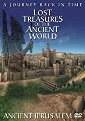 Lost Treasures of the Ancient World - Ancient Jerusalem [Reino Unido] [DVD]