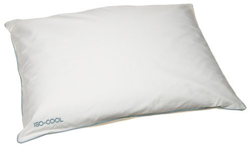 Read About Sleep Better Iso-Cool Memory Foam Pillow, Traditional Shape, Standard