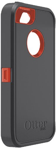 OtterBox Defender Series Case for iPhone 5 - Retail Packaging - Bolt