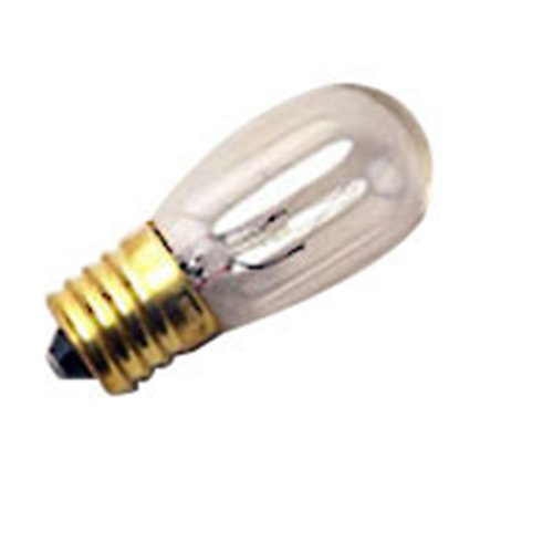 4 Qty. Halco 15W T7 Cl Int 120V Halco T7Cl15Int 15W 120V Incandescent Clear Lamp Bulb