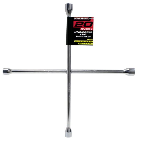 Powerbuilt 940559 20 Universal Lug Wrench Holiday Deals - Air Station