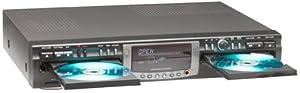 Philips CDR775BK Dual-Deck Audio CD Recorder