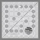 "Creative Grids Quilting Ruler 7 1/2"" Square"