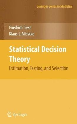 Statistical estimation. Asymptotic theory