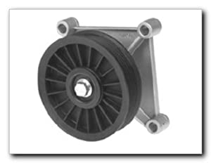 A/C Compressor Bypass Pulley for 1991-89 GM Midsize Sedans; 1996-94 Chevrolet Trucks S-Series (34198)