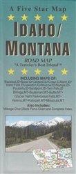 Idaho/Montana : Road Map