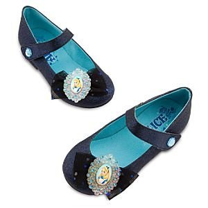 Disney Store Alice In Wonderland Costume Shoes Size 11/12