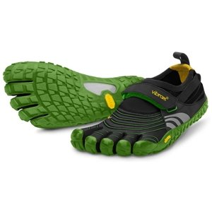 Vibram Spyridon Black/Green (42)