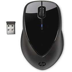 HP X4000 Wireless Laser Mouse - Black