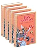 365 Cuentos Infantiles, 4 Tomos. PRECIO EN DOLARES