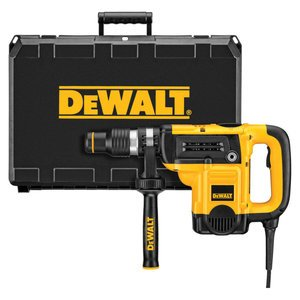 DEWALT D25501K 1-9/16-Inch SDS Max Combination Hammer Kit by DEWALT