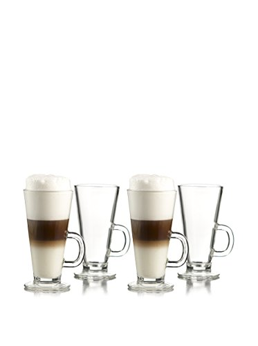 Style Setter 229022-GB Tall Boy Irish Coffee Mug Set (Set of 4) (Irish Coffee Set compare prices)