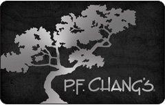 P.F. Changs $50 Gift Card