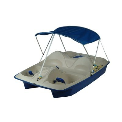 KL Industries Sun Dolphin 5-Person Pedal Boat