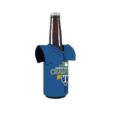MLB Texas Rangers 2011 American League Champions Bottle Jersey