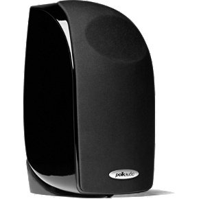 Polk Audio Tl3 High Performance Satellite Speaker - Black, Single Speaker - Priced And Sold Individually