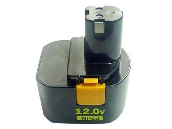 12.00V,1700mAh,Ni-Cd,Hi-quality Replacement Power Tools Battery for RYOBI BID1211, CCD1201, CHD1201, CHD1202, CTH1201, CTH1202, CTH1202K2, FL1200, HP1201M, HP1201MK2, HP1201KM2, R10510, RY1201, TDS4000, TF1100, Compatible Part Numbers: 1400652, 1400652B, 1400670