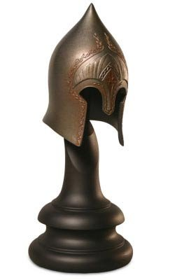 Picture of Sideshow Citadel Guard Helm of Pippin from Lord of the Rings Figure (B000F009GK) (Sideshow Action Figures)