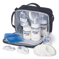 Philips AVENT Isis On The Go Set (Discontinued by Manufacturer) - 1