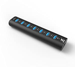 iXCC ® 7 Port USB 3 0 Hub (VIA VL812 Chipset and Latest