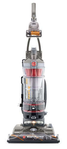 Hoover Vacuum Cleaner WindTunnel MAX Pet Plus Multi-Cyclonic Corded Bagless Upright Vacuum UH70605 (Pet Bagless Upright Vacuum compare prices)