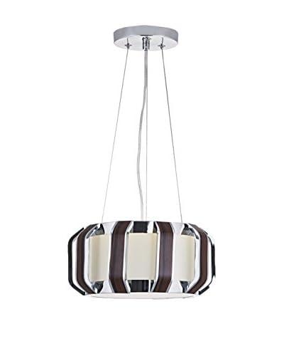 Light UP Lámpara De Suspensión LED Fan