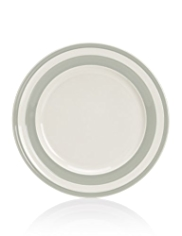 Truro Striped Dinner Plate