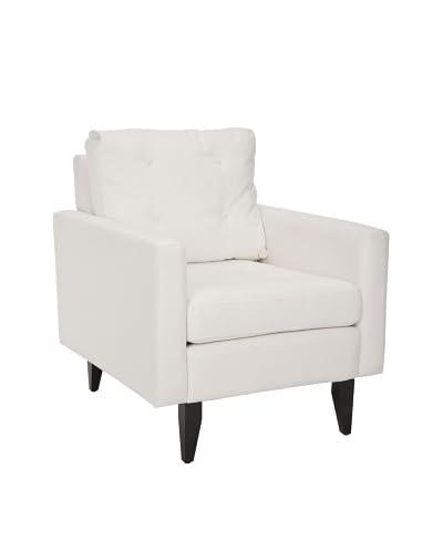Safavieh Caleb Club Chair, White