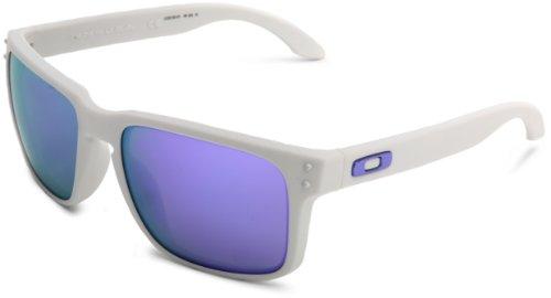 Oakley Holbrook Oakley Gentlemen matte white/violet iridium white