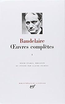 Œuvres complètes par Baudelaire