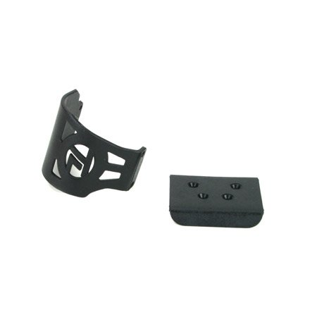 Team Losi Front Bumper/Motor Guard Set: Mini-T - 1