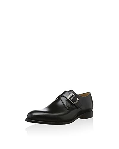 BARKER SHOES Zapatos Monkstrap Negro