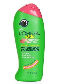 Buy L'Oreal Kids, Extra Gentle Watermelon Conditioner, 9oz (ClassicCloseouts Hair Conditioners, Conditioners)