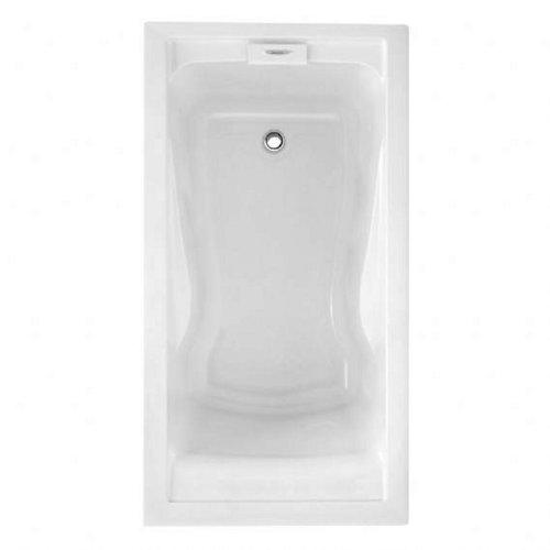 Buy Discount American Standard 2425V#LHO002.020 Evolution 5-Feet by 32-Inch Deep-Soak Bathtub with A...