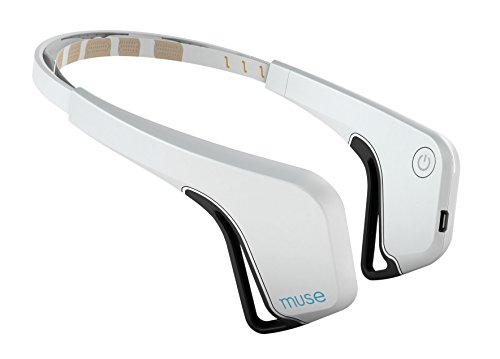 Muse: The Brain Sensing Headband, White (Neurofeedback Machine compare prices)