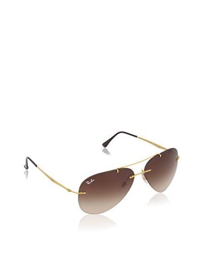 Ray-Ban Gafas de Sol MOD. 8055 Dorado